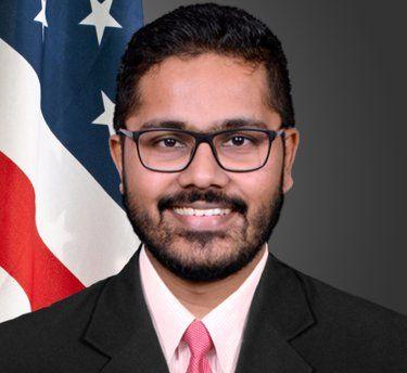 Ankit Bhandari-Vice President